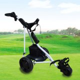 세륨 Approve Folding에 의하여 3 선회되는 Electric Golf Trolley (DG12150-B)