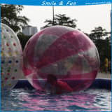 Grosses Heißluft-Schweißen des Wasser-Ballon-PVC1.0mm D=3.0m Deutschland Tizip mit Cer En14960