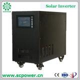 6kVA 50Hz/60Hz 4800W 220 Volt Onde sinusoïdale pure de convertisseur de puissance solaire