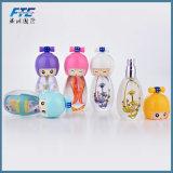 20 Fles van het Parfum van het Glas van de Marionetten van ml de Leuke Japanse Draagbare Navulbare