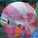 Menschliches Heißluft-Schweißen des Wasser-Ballon-TPU0.8mm D=3.0m Deutschland Tizip mit Cer En14960