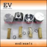 As peças do motor da escavadeira V1505t V1512 V1505 V1702 V1502 Conjunto do Rolamento Principal do Virabrequim