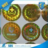 Anti-Counterferting pegatinas personalizadas Holograma de seguridad