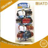 Батарея/питье стеллажей для выставки товаров сек индикаций книги металла/могут/зонтик/ботинок