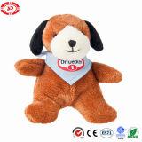 Giocattolo molle sveglio Keychain del cane della peluche di Oetker Anhang