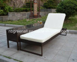 Outdoor Double rotin Sun Lounge