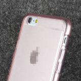 TPU a due pezzi Front e Back Argomento per il iPhone 6s Plus