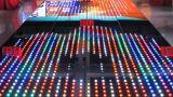 Video caldo Dance Floor di vendita P62.5 LED