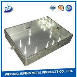 Металлический лист вырезывания лазера штемпелюя для электрического приложения коробки