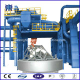 Tableau rotatoire de machine de grenaillage