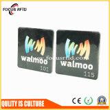 Бирка высокого качества PVC/Pet RFID для контроля допуска/отслеживать/передвижной компенсации