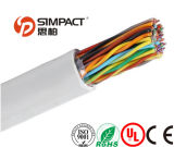 UTP Cat5e 50 pares del cable UL/Ce/RoHS/ISO