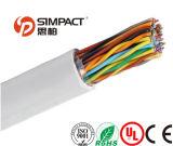 UTP Cat5e Cable de pares de 50 UL/Ce/RoHS/ISO