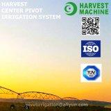 Sistema de irrigación agrícola de regadera del pivote de centro solar, sistema de irrigación subterráneo
