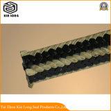 Из арамидного волокна используется для упаковки контейнер, нагреватель, крышек люков, дверь печи, высокой температуры нагревателя фланец и другие статические уплотнения
