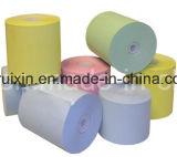 Roulis de papier thermosensible pour l'usage 70GSM 75GSM 80GSM de bureau et d'école