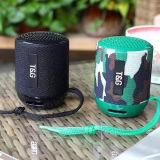 Novo design do pano Mini colunas Bluetooth T129