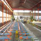 Profils en aluminium/en aluminium d'extrusion pour la pipe