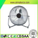 Het Blad van het metaal Ventilator van de Vloer van 20 Duim de Industriële 120W 150W