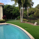 28mm Height 18900 Density Lfg10 Low Price Safe Thick 정원 Artificial Grass Landscape
