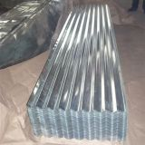 屋根瓦のためのコイルの0.18mm波形を付けられた電流を通された鋼板
