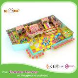 Speelplaats van de Glasvezel van Intertesting de Materiële Vriendelijkere met de Kuil van het Zand voor het Vermaak van Kinderen