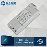 Alimentazione elettrica costante della corrente 24W Dimmable di NXP CI compatibile con il regolatore della luminosità di Manco per illuminazione dell'interno del LED