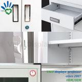 Aço inoxidável fiáveis 2 Gavetas File Cabinet/Gaveta Metal armário de arquivos do Office