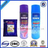 De Chemische producten van het huishouden maken het Taaie Zetmeel van de Nevel van de Stof van de Vlek en het Strijken schoon