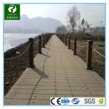 Деревянные пластичные составные проектированные загородка/Railing