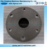 Processus de moulage au sable de la machinerie ANSI châssis de roulement de pompe en acier inoxydable pour