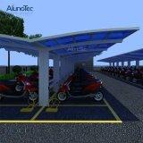 専門の安い二重車は駐車のための屋外のCarportを取除いた