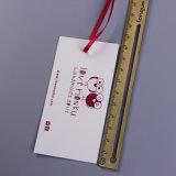 Sinicline LackmuspapierHangtags mit weißem Farbband-Seil für Geschenk