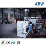 El tubo de PVC de plástico que hace la máquina de extrusión /Línea de producción de la extrusora /