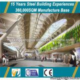 O design modular de Q345 Aço Industrial construir soluções