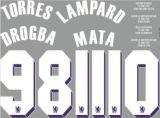 Tシャツのための高品質OEMジャージー番号熱伝達のステッカー