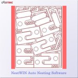 NESTWIN automatische het Nestelen Module voor CNC de verwerking van het bladmetaal