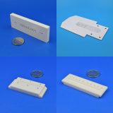 Strato di ceramica perforato filettato standard refrattario dello stampaggio ad iniezione del foro