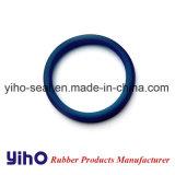 Rubber Blauwe O-ring en de Zwarte O-ring van het Silicone