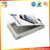 Película de protecção de ecrã do telefone caixa de embalagem com impressão de logotipo