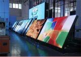 Stade de l'écran LED P7.62mm maille écran affichage LED intérieure de la norme ISO9001