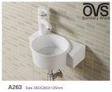 Beinahe ovale Schrank-Bassin-gute Qualitätskunst-Bassin-Badezimmer-Eitelkeit