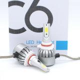 C6 H10 HB3 9005 LED Lámpara de faro