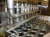Macchina di sigillamento del cassetto del pranzo dell'acciaio inossidabile/sigillatore automatici casella del pasto