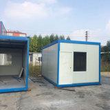 La conception rationnelle de conteneurs préfabriqués Accueil multifonctionnel pour Office