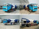 Caminhões tanque de GPL com bico de fracionamento, 10m3 máquina de enchimento de GPL