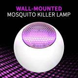 Les insectes volants Mosquito Killer lampe tueur d'insectes intérieur extérieur lit piège bug zapper lit électronique Bug Killer avec Lumière de Nuit
