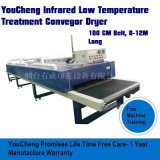 Transportador de calor infrarrojo de pelo para Post impresión