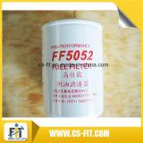 Repuestos Cummins FF5052 Filtro de combustible para Sany camión grúa