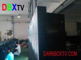 LED表示を広告するP10によってダイカストで形造られる屋内屋外の競技場
